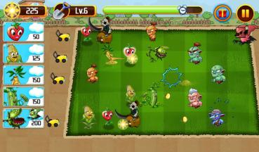 Plants vs Goblins 4